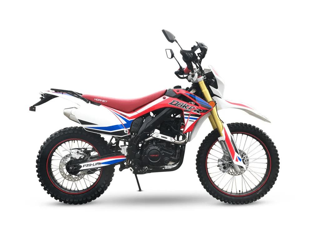 Мотоцикл HORNET DAKAR 250 куб.см.
